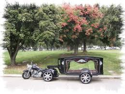 Hearse bike