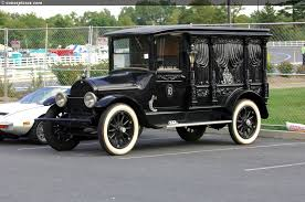 Hearse old