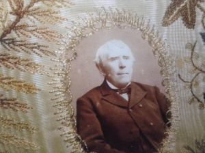 Martin Lydon great, great maternal grandfather resident of Headford