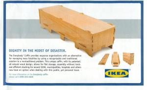 Spoof IKEA ad