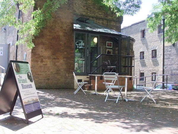Brunel cafe