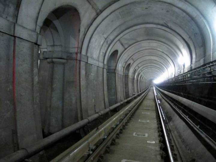Brunel tunnel
