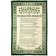 shamrock-tea-towel