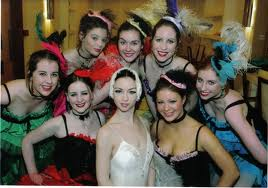 monica and galway dancers