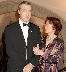 Julian Barnes and Pat Kavanagh