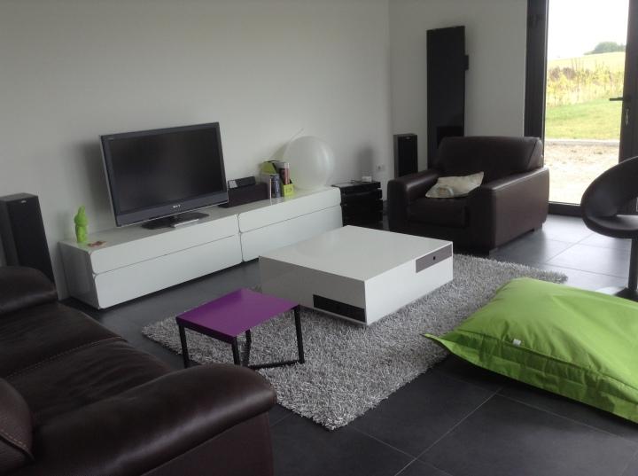Hol house living area
