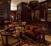 Library bar Lanesborough Hotel