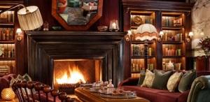 Rosewood Hotel bar