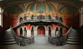 St Pancras stairway