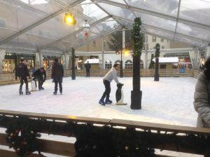 Ice rink Hastings Meadow