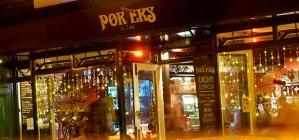 Porters Wine bar
