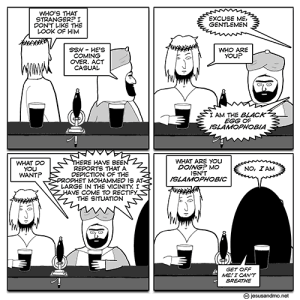 Jesus and Mo black egg