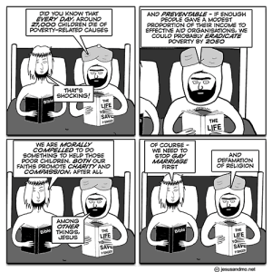 Jesus and Mo care