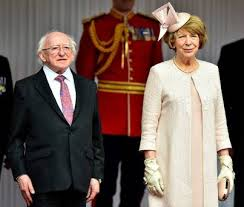 Michael D and Sabina