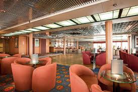 Captains club lounge Marco Polo