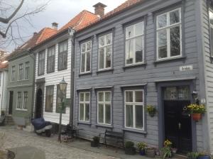 Houses Bergen
