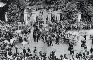 Nunhead funeral