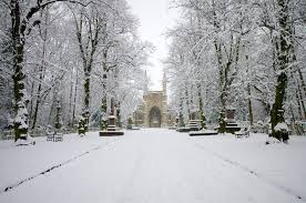 Nunhead in snow