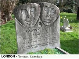 Great Headstone Nunhead