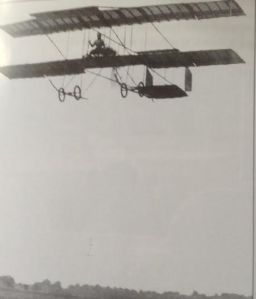 Hilda flying