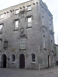 Lynch's Castle Galway home to one of the 14 tribes of the city