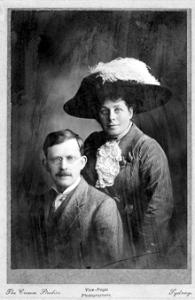 Albert and Frances Mansbridge