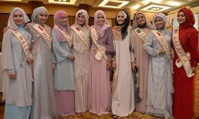 Hijab beauties