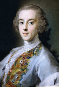 Horace Walpole son Of Prime Minster Robert