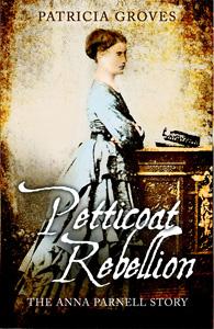 Anna Parenll bigraphy petticoatrebellion