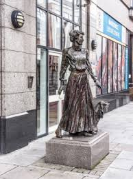 Markievic statue