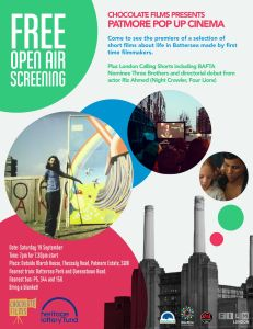 Nine Elms popup cinema