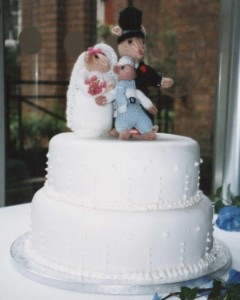 Cake for a Naming/Wedding Ceremony