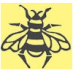 Battersea Society bee logo