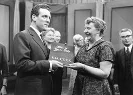 Ida and Eamonn Andrews
