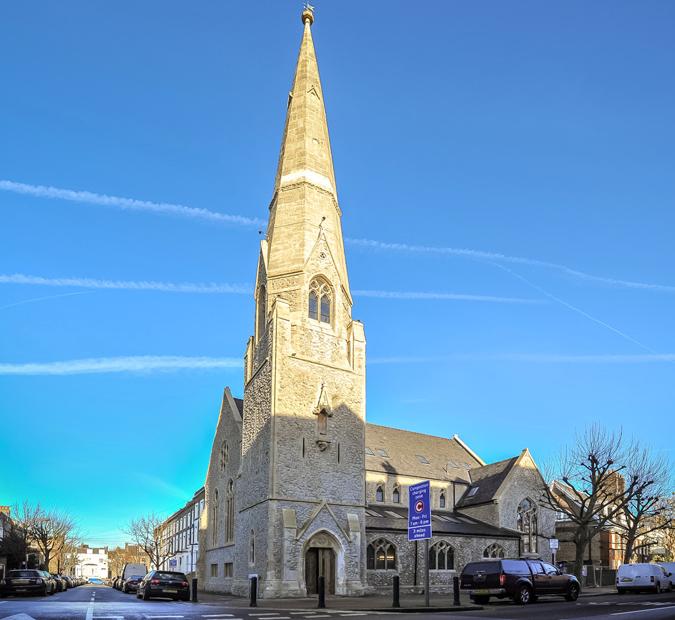 St Pauls Battersea