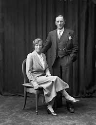 Mary and husband