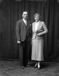 Mary devenport o neill and husband Joseph