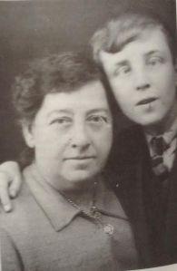 george-and-mum