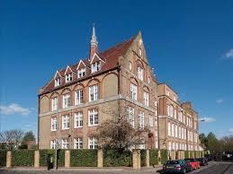 Shillington Street School now residential