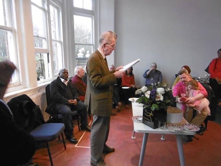 50th Ian reading