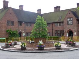 Linden Lodge School Lutyens