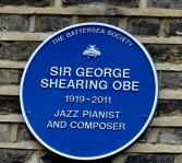 Sir George plaque