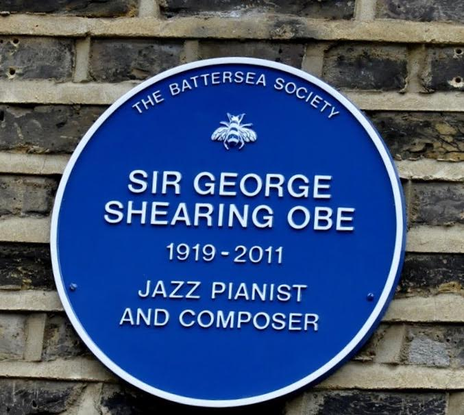 Sir George plaque