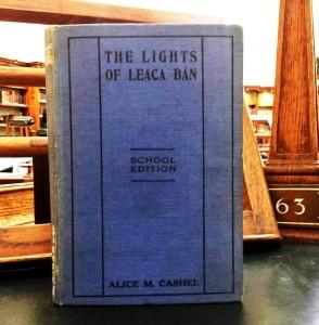Alice Cashel novel