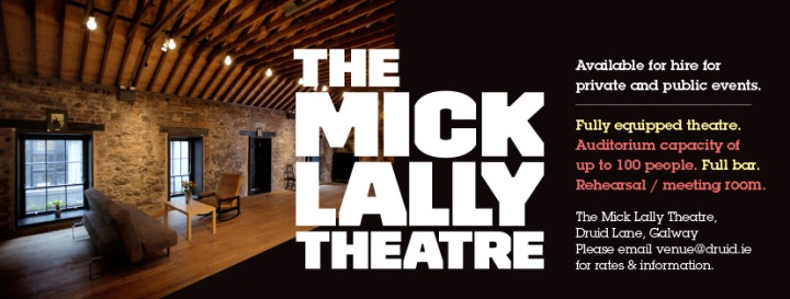 Mick Lally theatre