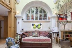 Gilmore house chapel flat