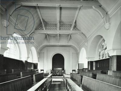 Gilmore house chapel webb