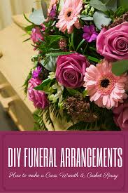 Funeral arranging diy
