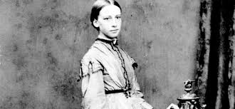 Lady Gregory when young