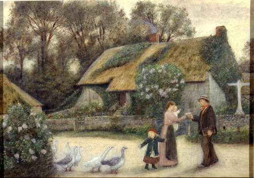 Marie Farm Scene